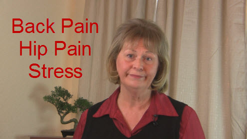 Back Pain, Hip Pain, And Stress